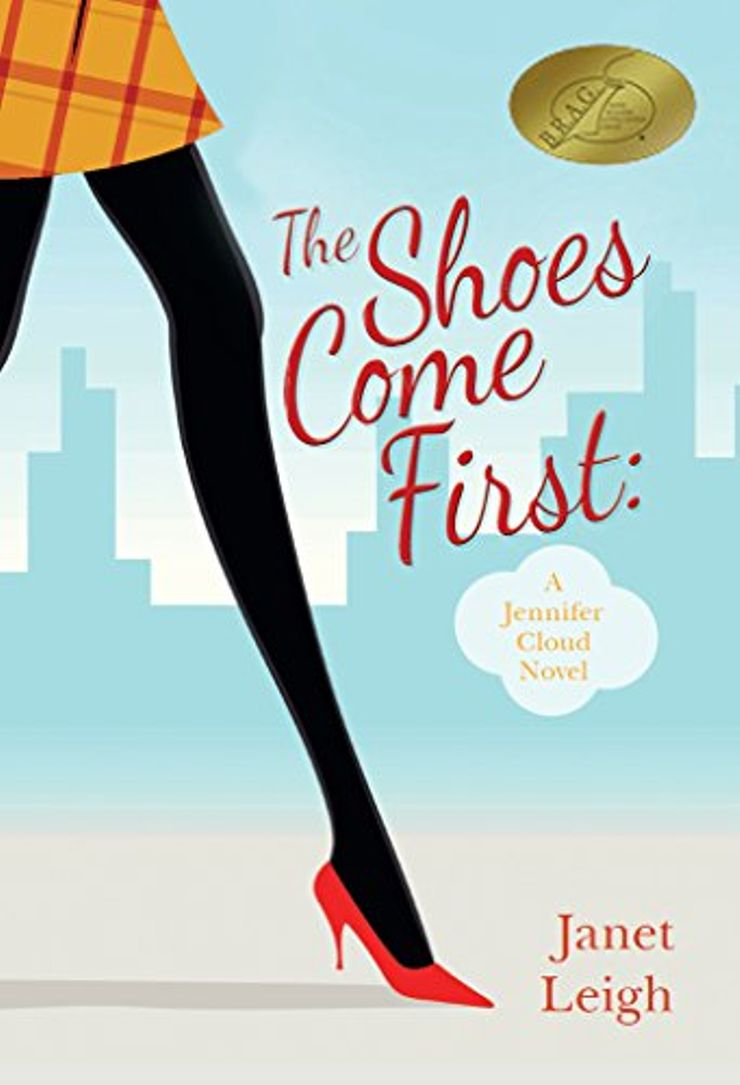 Buy The Shoes Come First: A Jennifer Cloud Novel at Amazon