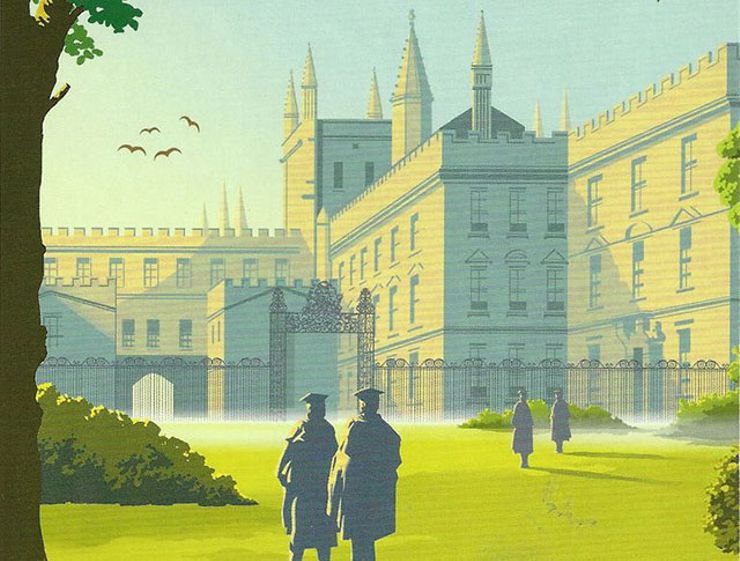 6 Novels for Anglophiles