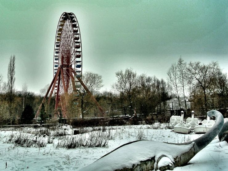5 Abandoned Amusement Parks That Will Give You Chills