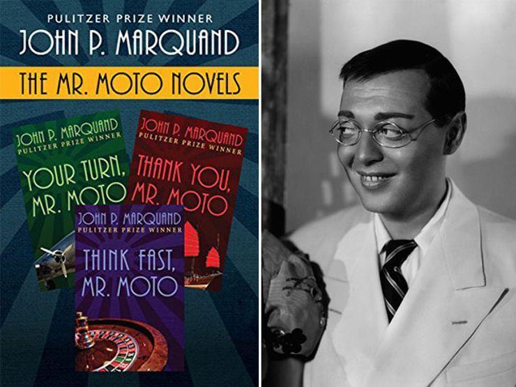 Mr. Moto Novels