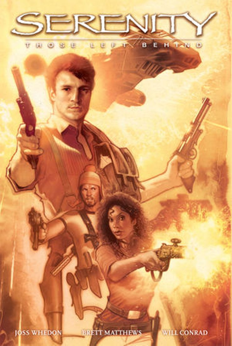 Buy Serenity: Those Left Behind at Amazon