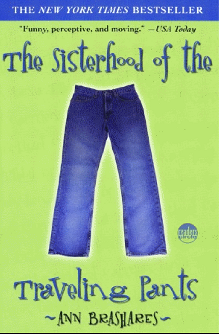 Buy The Sisterhood of the Traveling Pants at Amazon
