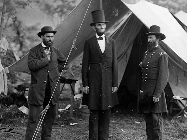 allan pinkerton and abraham lincoln