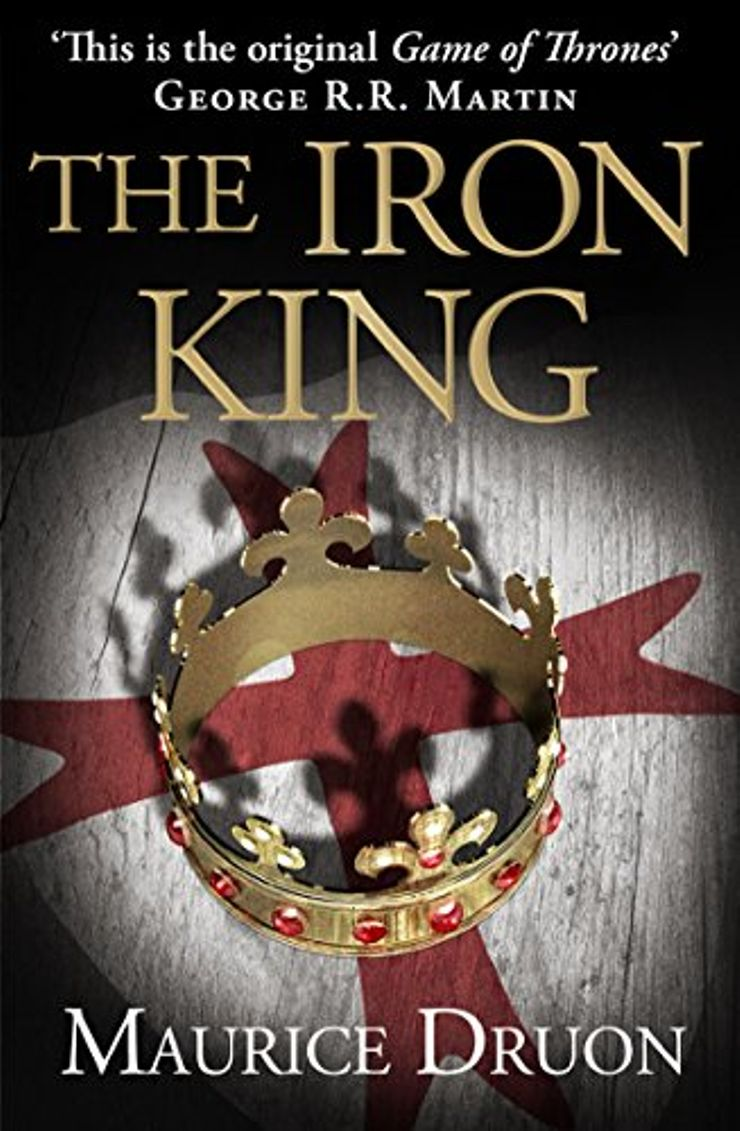 Buy The Iron King at Amazon