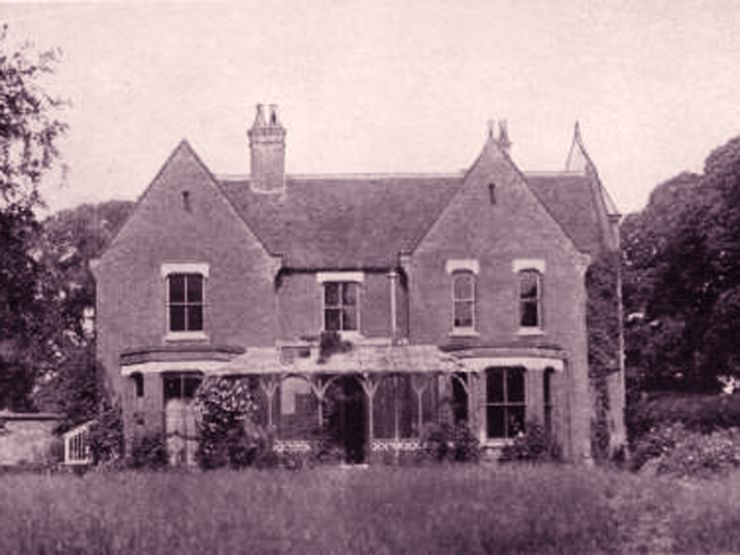 Borley Rectory: The Most Haunted House in England