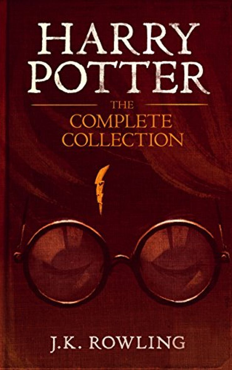 Buy The Harry Potter Series  at Amazon