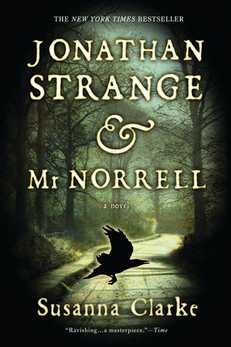 Buy Jonathan Strange and Mr Norrell at Amazon