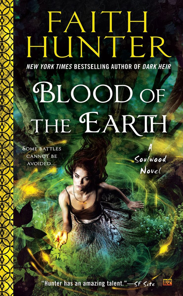 Buy Blood of the Earth at Amazon