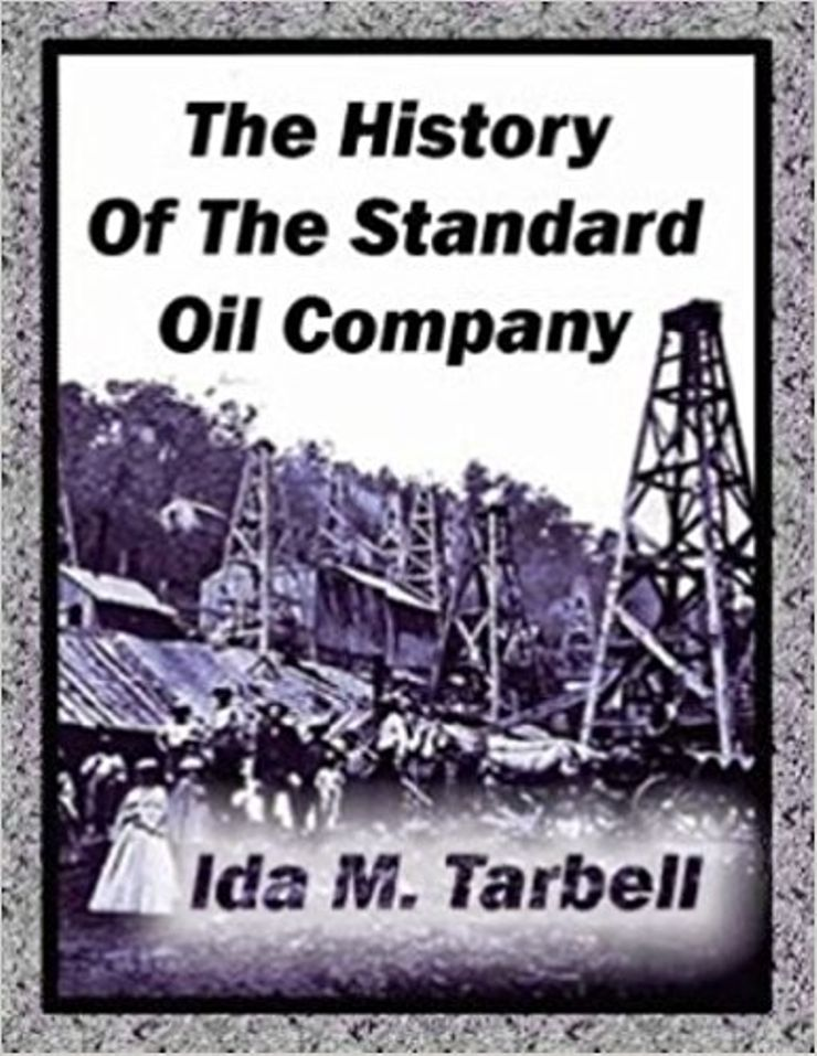 Buy The History of the Standard Oil Company at Amazon