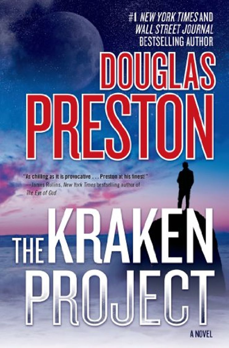 Buy The Kraken Project at Amazon