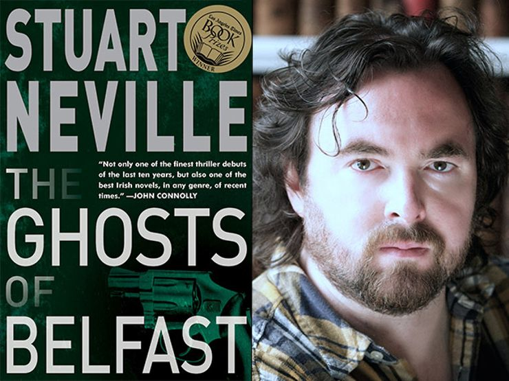 TLU Pick: The Ghosts of Belfast, by Stuart Neville