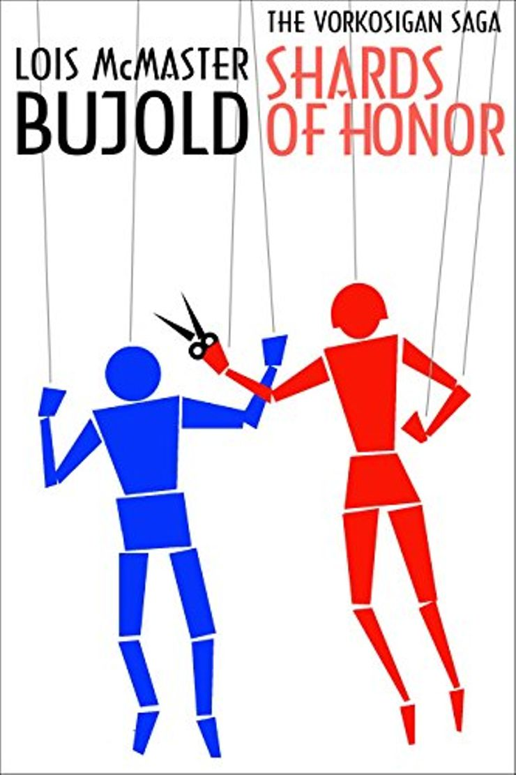 Buy Shards of Honor at Amazon