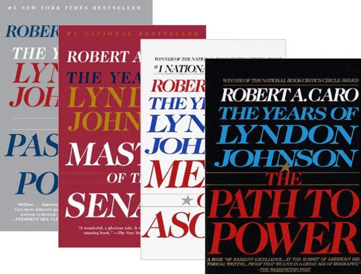 lbj books