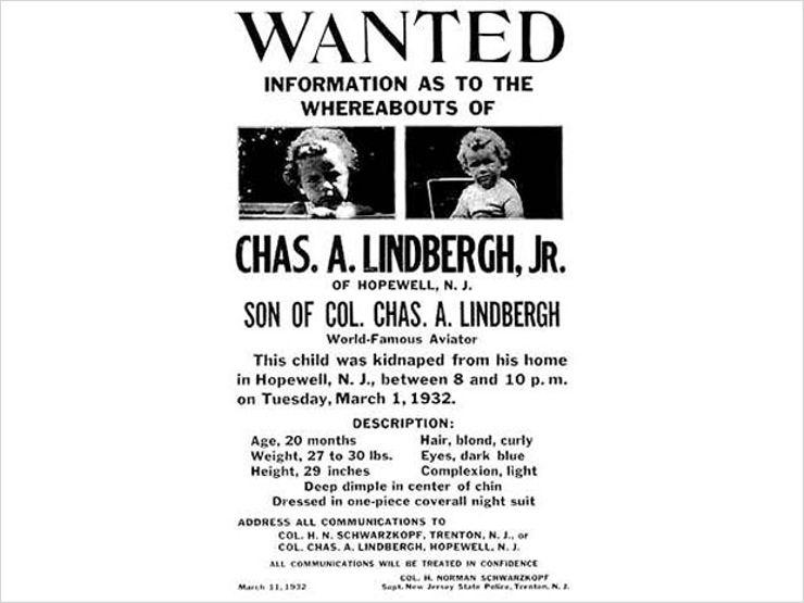 Lindberg kidnapping