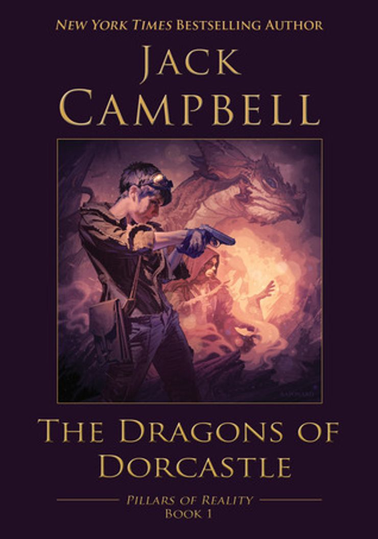 Buy The Dragons of Dorcastle at Amazon