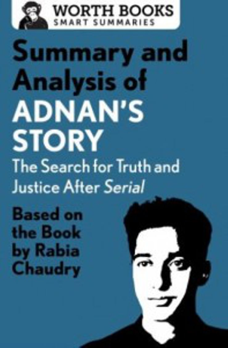 worth books Adnan's Story