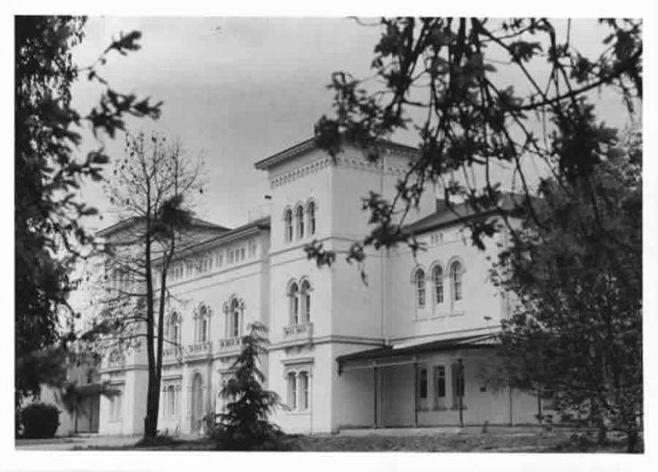 beechworth lunatic asylum