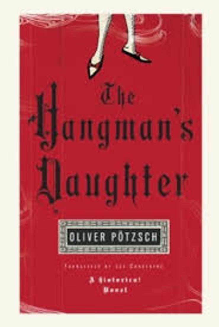 Buy The Hangman's Daughter at Amazon