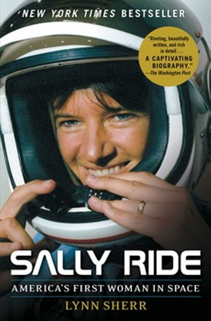 Buy Sally Ride: America's First Woman in Space at Amazon