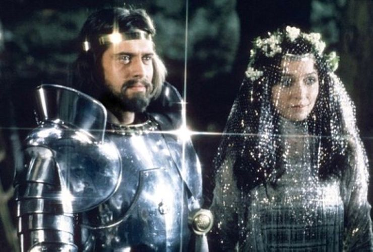 Arthurian legend adaptations Excalibur