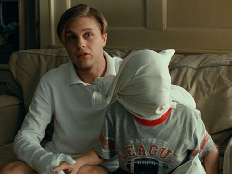 smart horror movies funny games