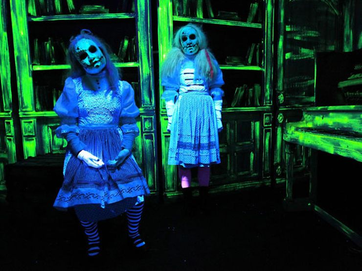 30 Scariest Haunted Houses In America
