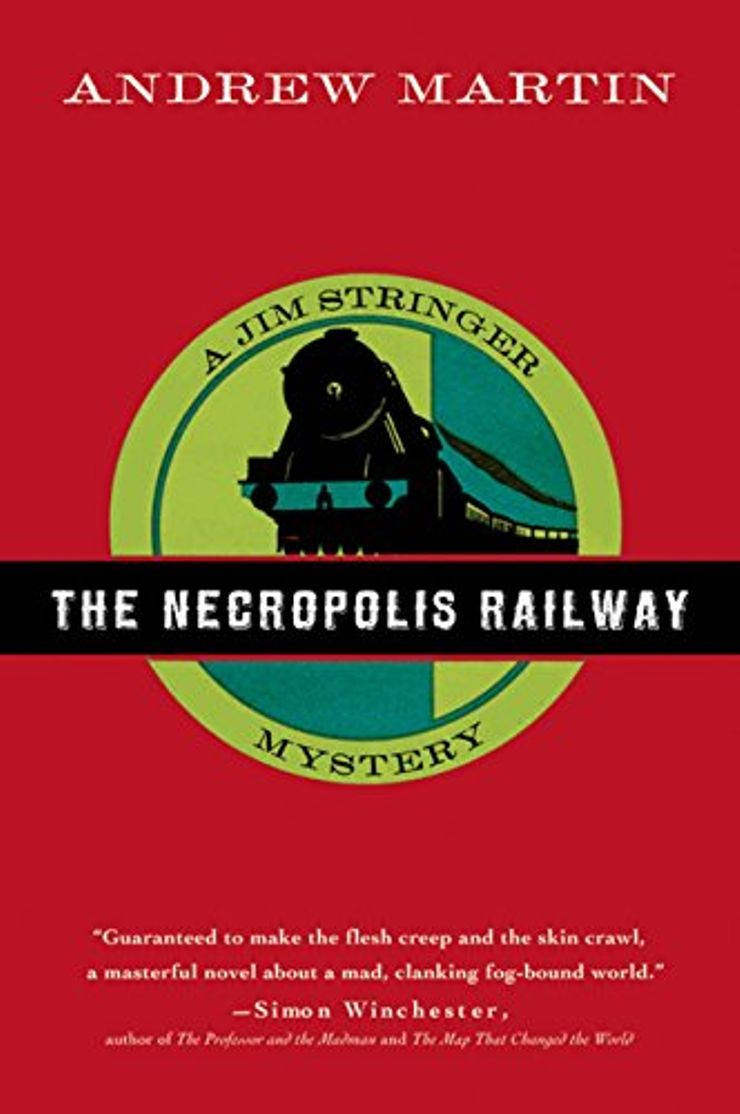 Buy The Necropolis Railway at Amazon