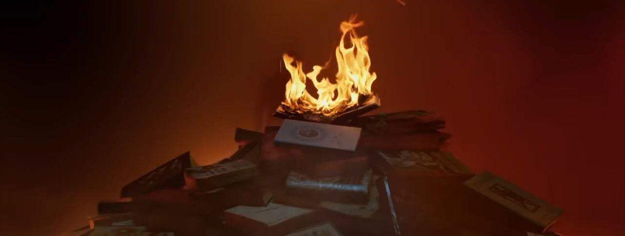 It's a Pleasure to Burn in Teaser for HBO's <em>Fahrenheit 451</em>