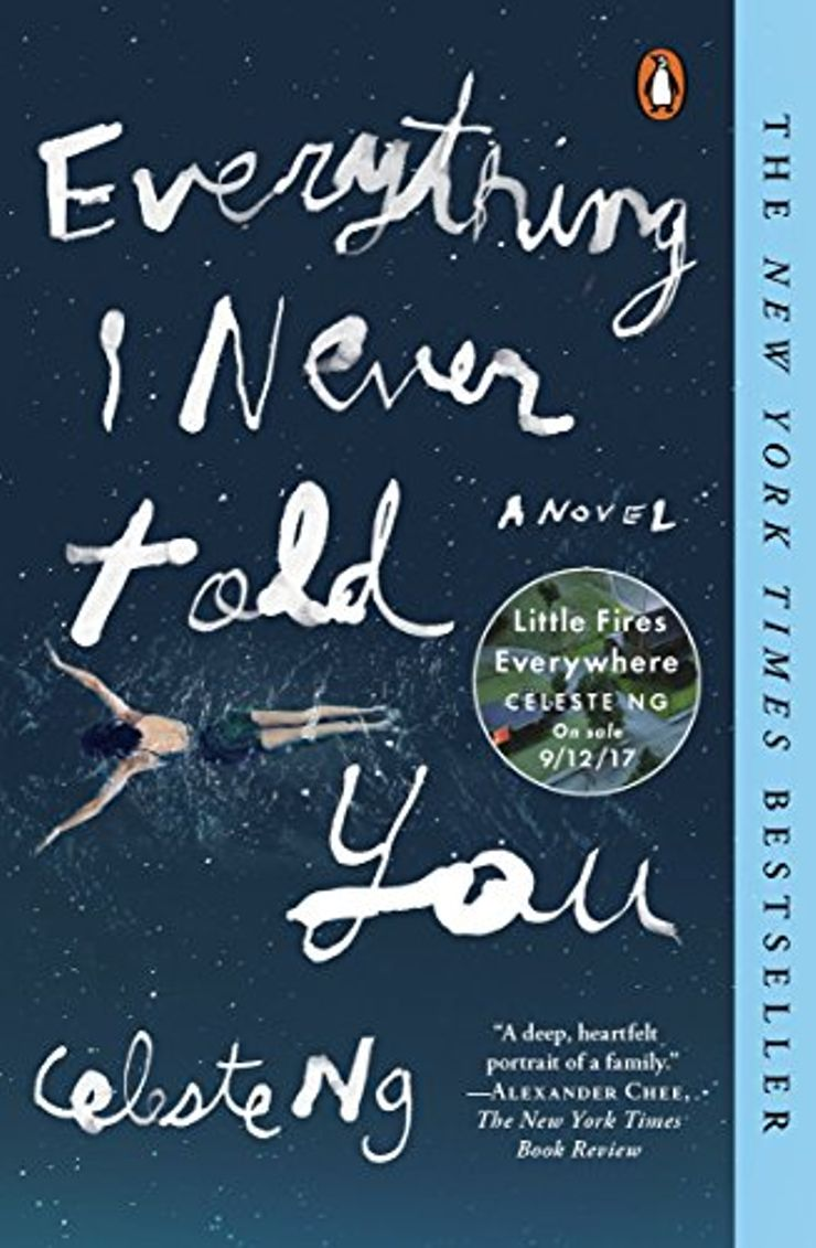 Buy Everything I Never Told You at Amazon