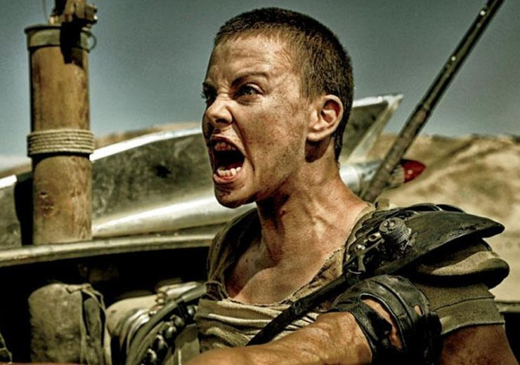 badass female characters Imperator Furiosa Mad Max: Fury Road