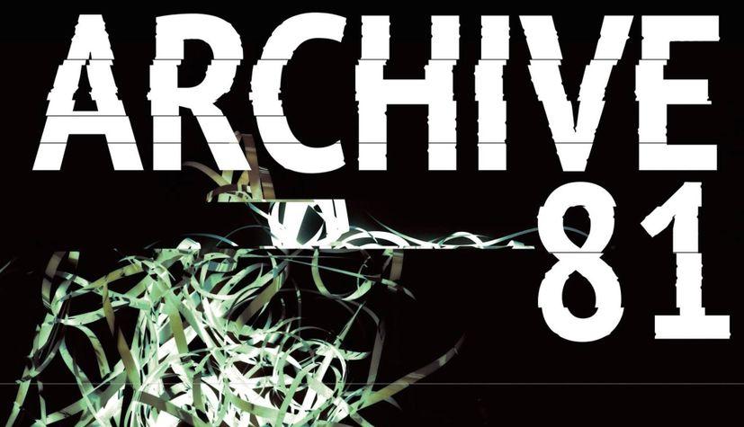 Archive 81 fantasy podcast