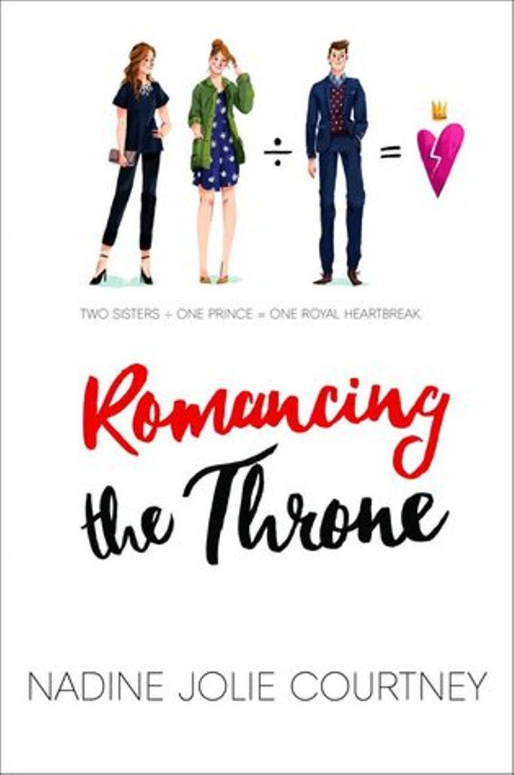 Buy Romancing the Throne at Amazon