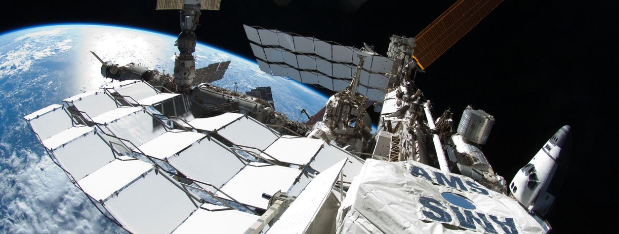 9 Weird International Space Station Facts