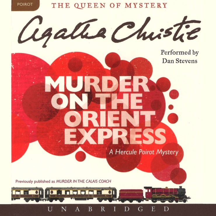 Buy Murder on the Orient Express at Amazon