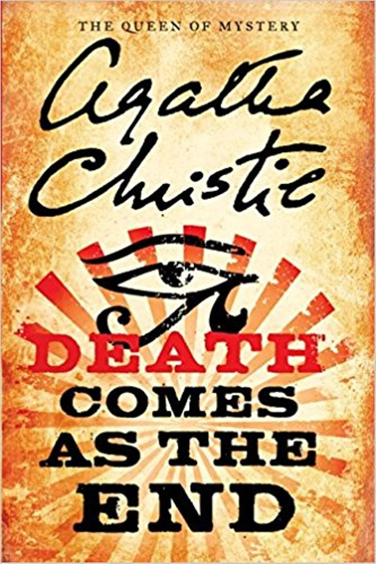 Buy Death Comes As the End at Amazon
