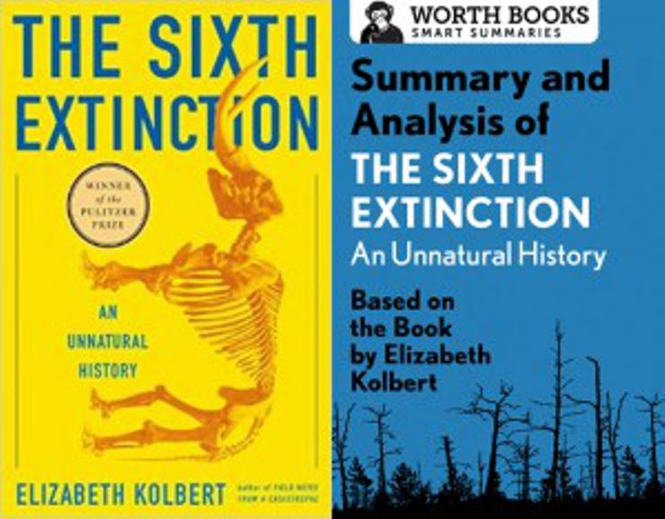bill gates reading list sixth extinction