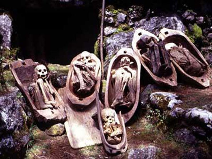 mysterious destinations kabayan mummy