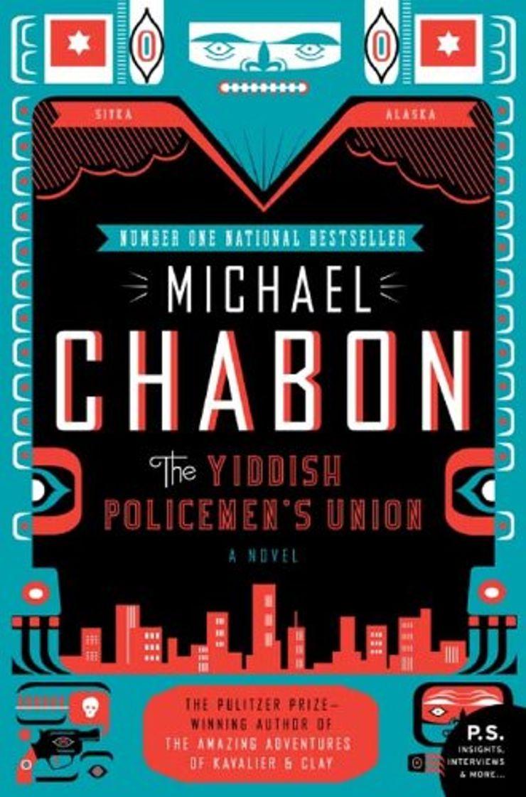 Buy The Yiddish Policemen's Union at Amazon