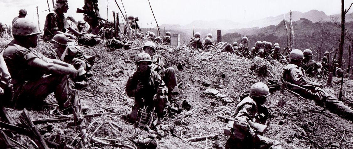 Watch Rarely Seen Footage of the Assault on Hamburger Hill