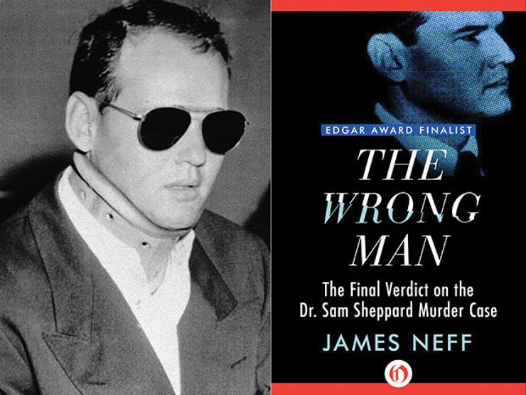 the wrong man, by james neff