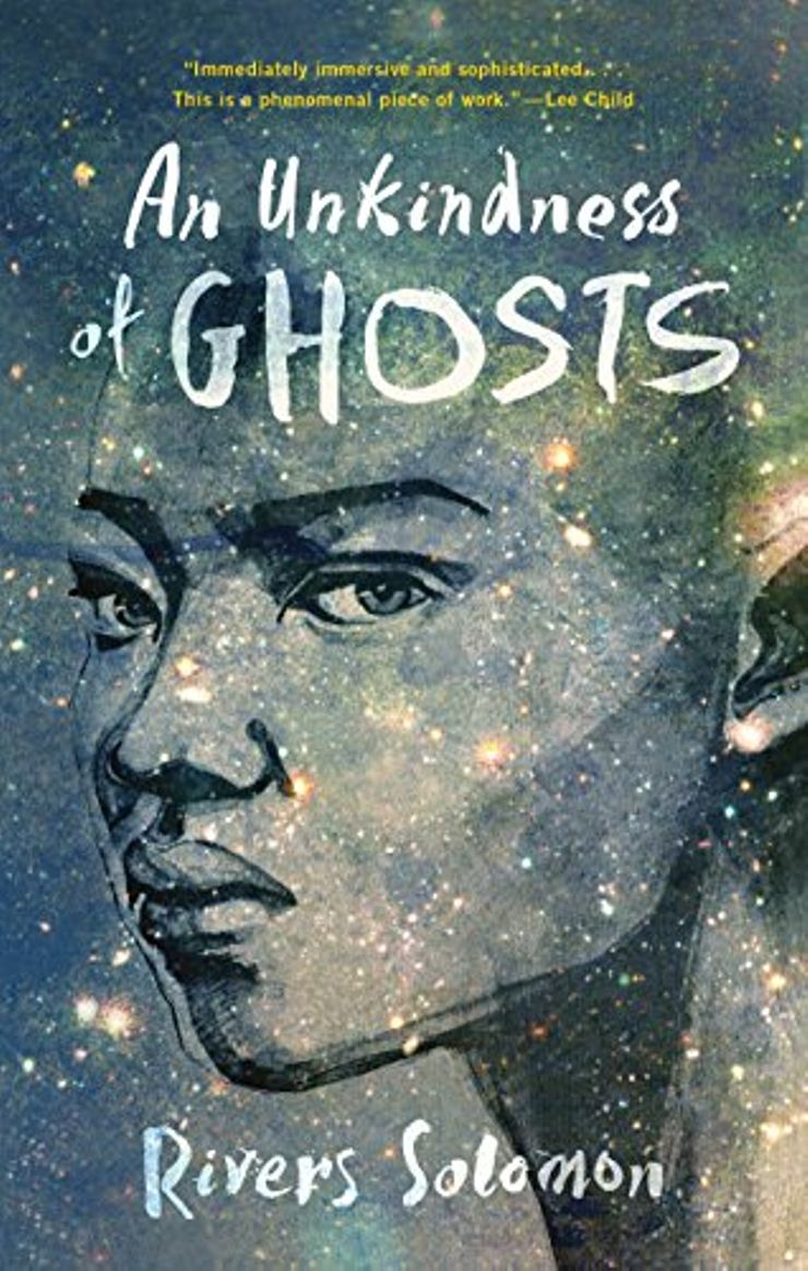 Buy An Unkindness of Ghosts at Amazon