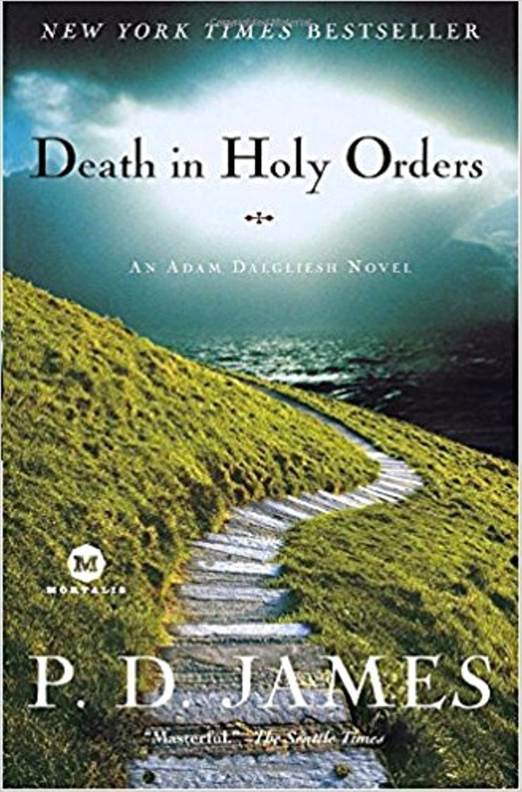 Buy Death in Holy Orders at Amazon