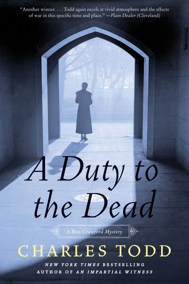 Buy A Duty to the Dead at Amazon