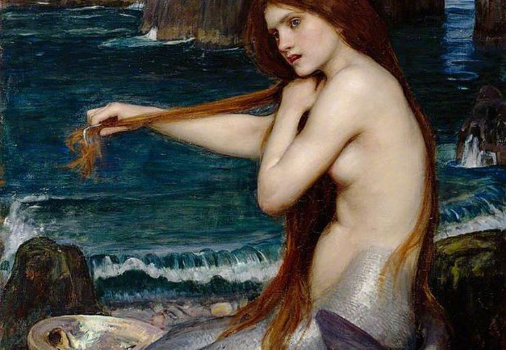 mythological creatures explanation john williams waterhouse