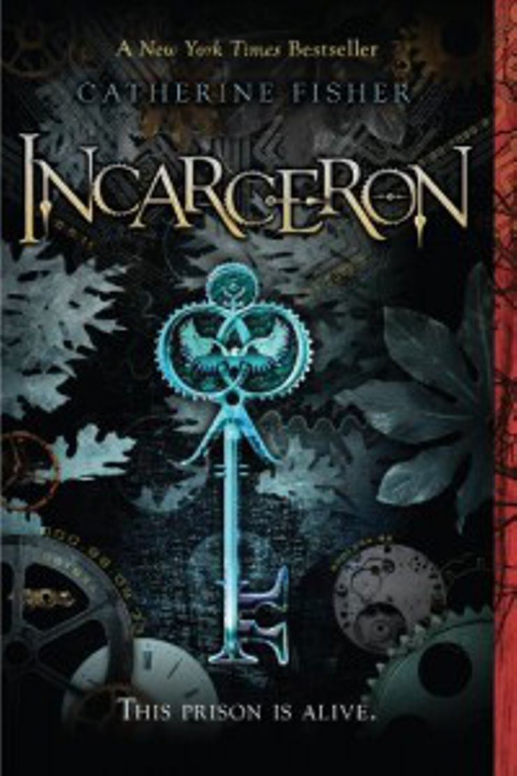 steampunk books Incarceron
