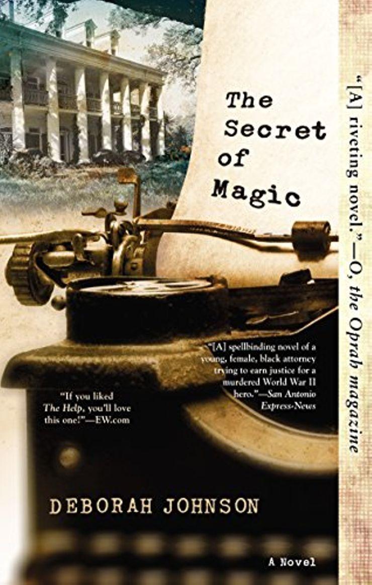 Buy The Secret of Magic at Amazon