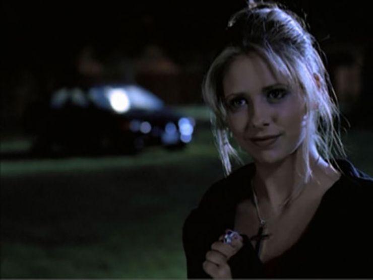 erin lee car Buffy the Vampire Slayer