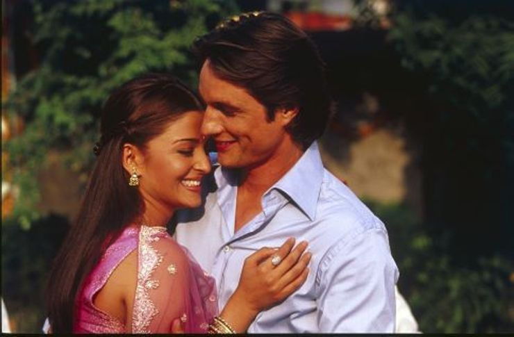 Bride & Prejudice Mr Darcy