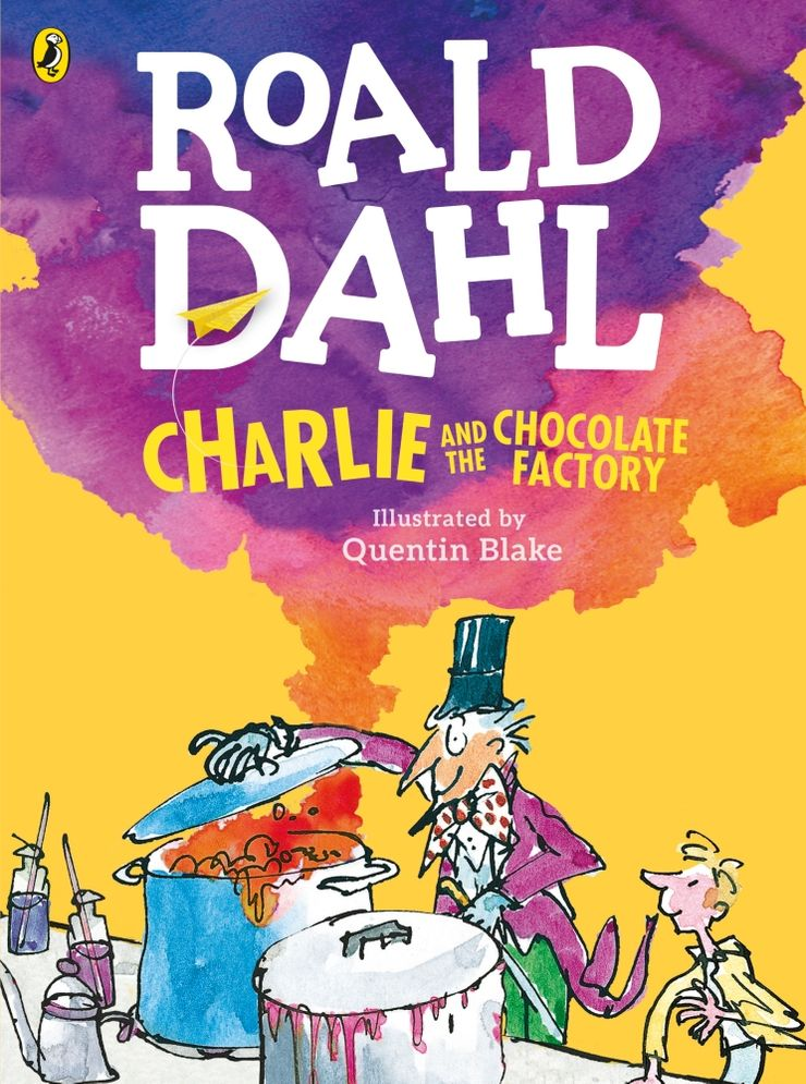 Buy Charlie and the Chocolate Factory at Amazon