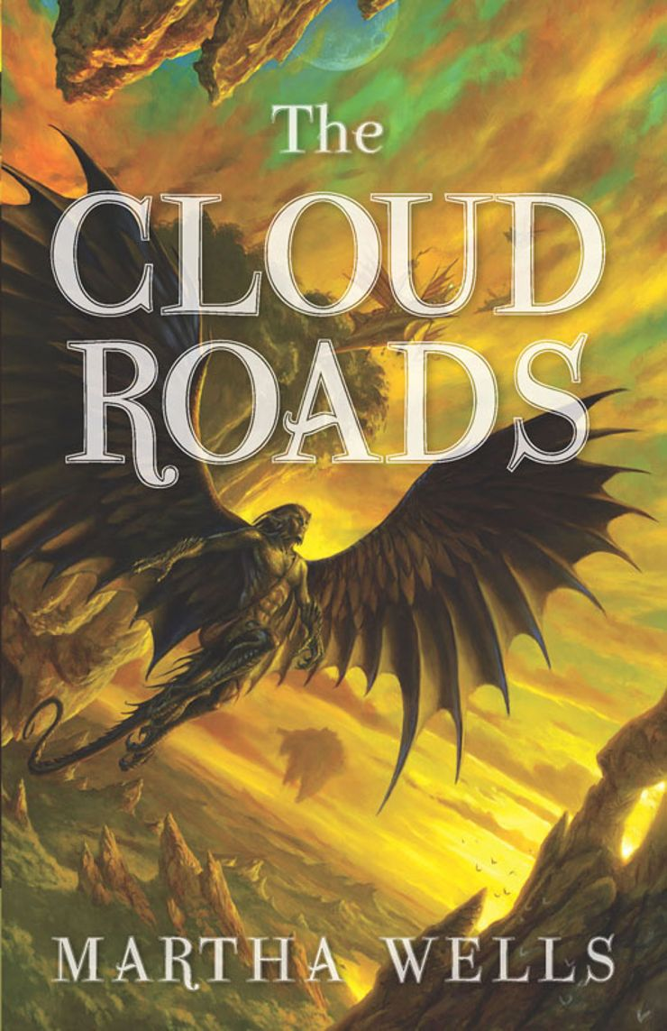 Buy The Cloud Roads: The Books of the Raksura Series at Amazon